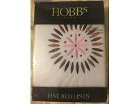 HOBBS single duvet cover