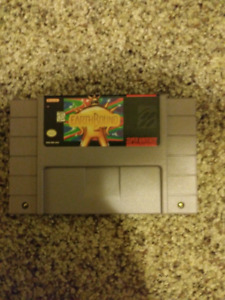 Earthbound - Super Nintendo