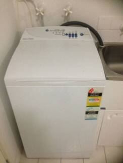 GREAT Fisher Paykel 5.5kg Washing Machine CAN DELIVERY