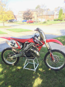 Wow!CR250R**Incredible Opportunity to Own a Monster of a Bike!