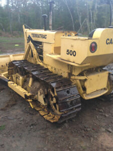 Case bulldozer