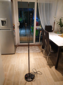 Hyatt floor lamp (brown)