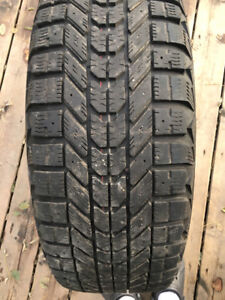 Winter Tires 255 55/17