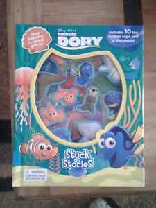 Finding Dory activity book
