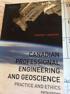 Canadian Professional Engineering Ethics & Law