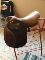 Schleese saddle