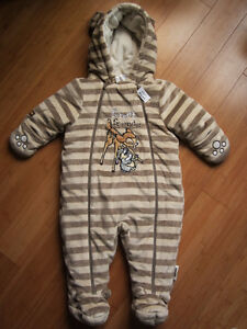 Boys Snowsuit/Dress Jacket/Snowpants - 6 Mths London Ontario image 1