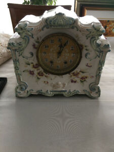 Antique Clock Waterbury no 83 Parlour