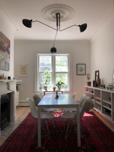 Modern Fully Furnished, 3 Bedroom, in North End Halifax.