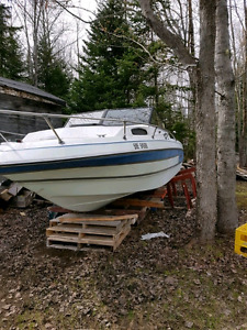 I have a 22.5 foot Project Boat for Sale