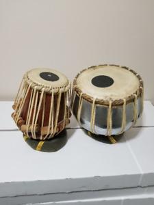 Tabla Set - Classic Indian Musical Instrument