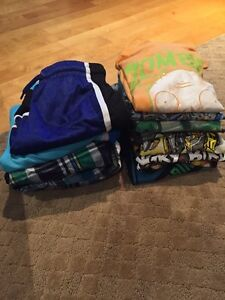 Lot of boy's spring summer clothes size 4-5