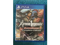Dynasty warriors ps4