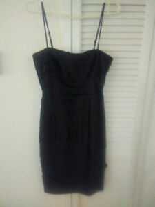 New With Tags CALVIN KLEIN pleated Dress