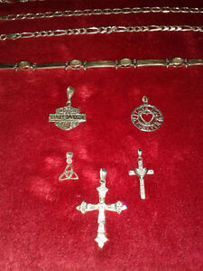 Selection of Sterling Silver Jewellery for Sale London Ontario image 3