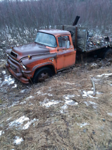 Looking for 1956 GMC parts