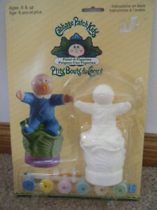 Vintage Cabbage Patch Kid Paintable Figurine