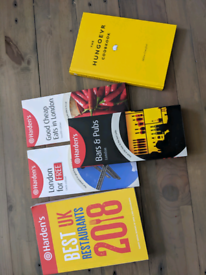 Various books - free to collect