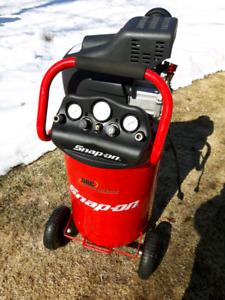 """Snap On""  20 gallon Air Compressor"