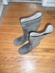 Rubber Boots  Baffin Technology Size 10