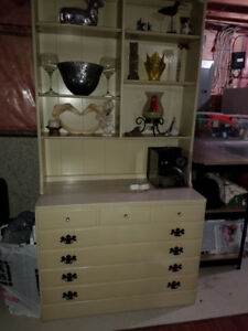Ethan Allen Vintage Bedroom Furniture. Maple/Birch White