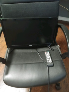 19 Inch Rca tv with remote ($60)