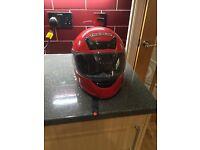 Crash helmet