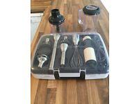 Kitchen Aid Cream Hand Blender Set