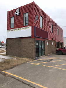4 ST-GEORGE - LARGE FURNISHED DOWNTOWN OFFICES WITH BOARDROOM