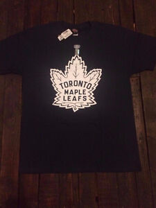 TORONTO MAPLE LEAFS OLD TIME HOCKEY T SHIRT
