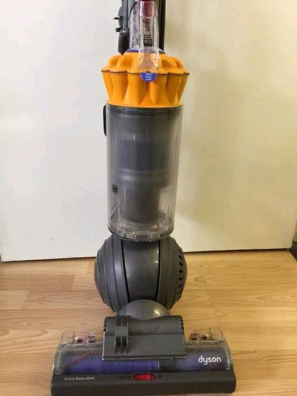 Dyson dc40 цена почему не работает щетка на пылесосе дайсон