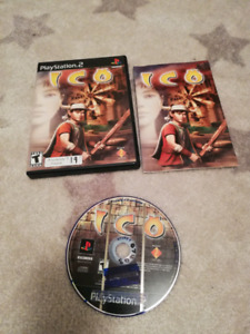 ICO for Playstation 2