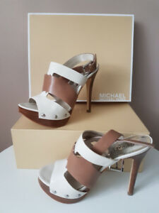 Shoes Souliers High-Heels Michael Kors size 7 1/2