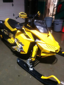 50th addition mxz 600 2009