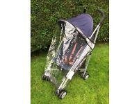 Push hair/stroller - Maclaren Triumph