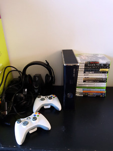 XBOX 360 with 500GB Console