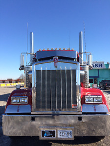 2015 W900L Heavy-Spec Kenworth