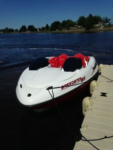 Used 1999 Sea Doo/BRP speedster sk