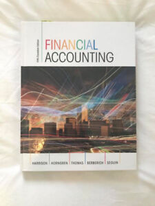 FINANCIAL ACCOUNTING TEXTBOOK 5th edition