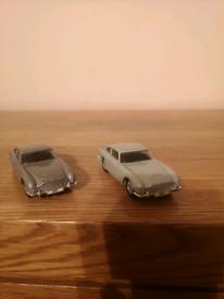 Corgi 007 cars
