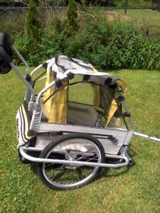 Bike Carrier for child - Rhode Gear make
