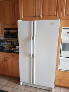 Maytag 23.9 cubic ft  Side by Side