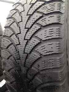 Set of 4 NORD MAN-4 winter tires 215/65/1