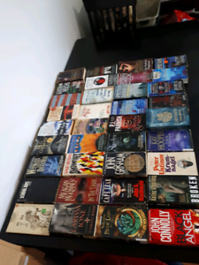 Books. SO. MANY. BOOKS box1