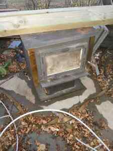 Osburn Wood Stove for sale