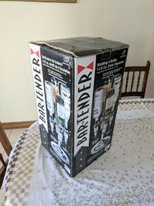 4 Bottle Bartender Bottle Dispenser