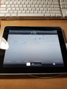 IPAD 64 GB generation 1 Model A1219
