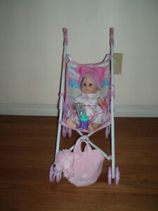 Toys for Girls - Dolls. Strollers, Carrier and more
