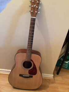 6 String Yamaha Acoustic Guitar Peterborough Peterborough Area image 4