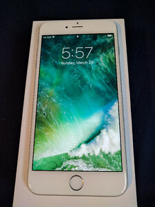 iPhone 6 Plus, Silver, 64GB - $570